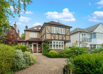 Thumbnail 4 bed detached house to rent in Chatsworth Road, Mapesbury, London