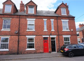 Thumbnail 3 bed town house for sale in Blyth Street, Nottingham