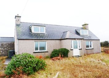 Thumbnail 4 bed detached house for sale in 141, Cross Skigersta Road, Ness Isle Of Lewis HS20Td