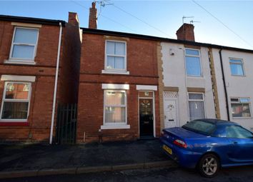 Thumbnail 2 Bed End Terrace House For Sale In Latham Street Nottingham Nottinghamshire