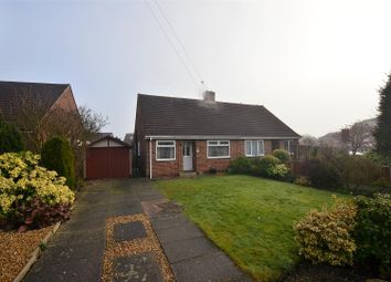 Thumbnail 2 bed semi-detached bungalow for sale in Clifton Drive, Mickleover, Derby