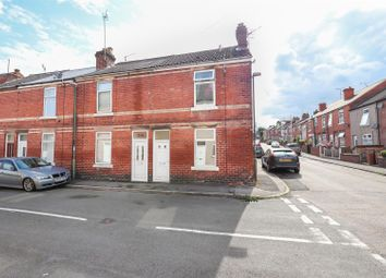 Thumbnail 2 bed end terrace house for sale in Bank Street, Brampton, Chesterfield