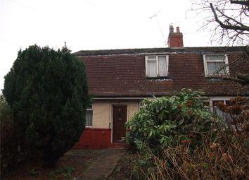 Thumbnail 2 bed semi-detached house for sale in Sandhurst Avenue, Harehills, Leeds