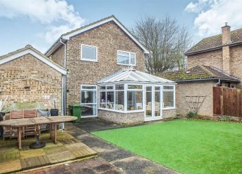 Thumbnail 4 bed detached house for sale in Town Orchard, Southoe, St. Neots