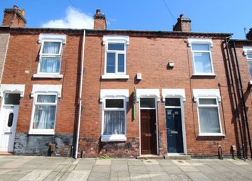 Thumbnail 2 bedroom terraced house to rent in Clanway Street, Tunstall, Stoke-On-Trent