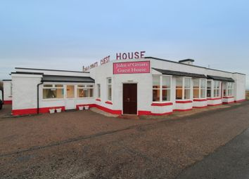 Thumbnail Hotel/guest house for sale in John O'Groats Guest House, Caithness