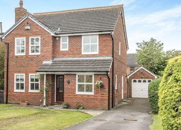 Thumbnail 4 bed detached house for sale in Hambleton Close, Longton, Preston