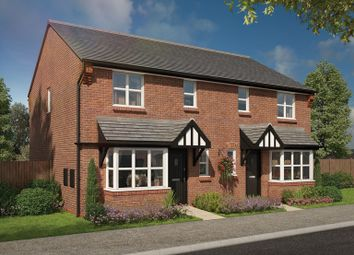 Thumbnail 3 bed semi-detached house for sale in Gunco Lane, Macclesfield