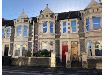 Thumbnail 4 bed terraced house for sale in Brighton Road, Weston-Super-Mare