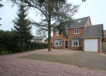 Thumbnail 6 bed detached house for sale in Birkholme Drive, Stoke-On-Trent