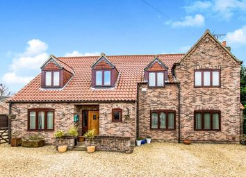 Thumbnail 4 bed detached house for sale in Paddocks Estate, Horbling, Sleaford