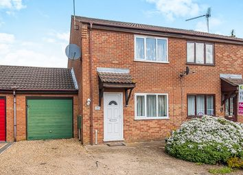 Thumbnail 2 bed semi-detached house for sale in Hedgelands, Wisbech
