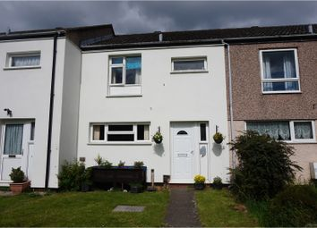 Thumbnail 3 bedroom terraced house for sale in Highland Way, Redditch