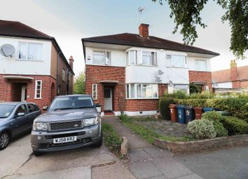 Thumbnail 3 bed flat for sale in Imperial Close, North Harrow, Harrow