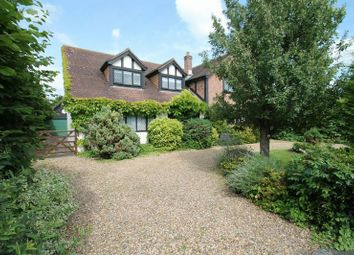 Thumbnail 5 bedroom detached house for sale in The Green, Edlesborough, Bucks