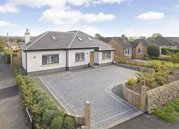 Thumbnail 4 bed detached bungalow for sale in Hollins Lane, Hampsthwaite, Harrogate, North Yorkshire
