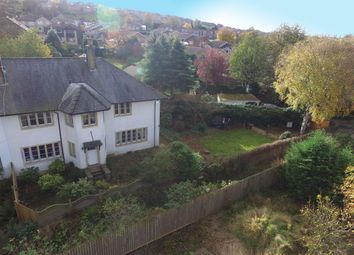 Thumbnail 4 bed semi-detached house for sale in Spring Avenue, Keighley
