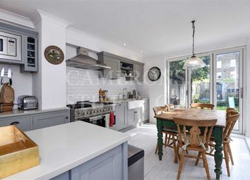 Thumbnail 5 bedroom terraced house for sale in Victoria Road, Queens Park, London