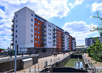 Thumbnail 2 bed flat to rent in The Lock Building, Bow Borders, Olympic Village, Stratford, London