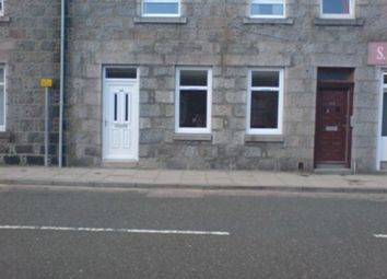 Thumbnail 1 bed maisonette to rent in Broomhill Road, Aberdeen