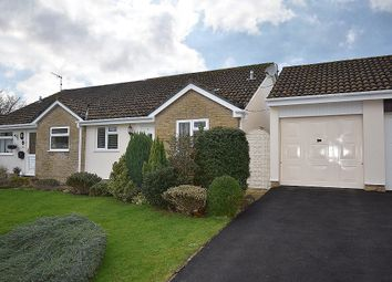Thumbnail 2 bedroom semi-detached bungalow for sale in Dinnis Close, Tebdurn St Mary, Near Exeter
