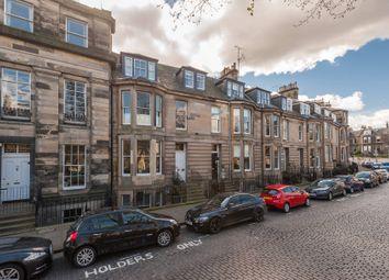 Thumbnail 2 bed flat for sale in St Bernards Crescent, Edinburgh