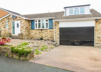 Thumbnail 3 bed detached bungalow for sale in Town End Crescent, Holmfirth