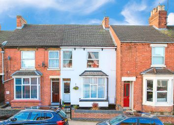 Thumbnail 2 bed terraced house for sale in Bath Road, Kettering