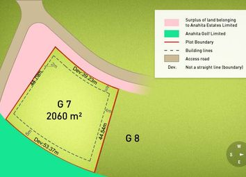 Thumbnail Land for sale in Anahita, Flacq District, Mauritius