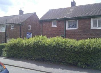 Thumbnail 3 bed semi-detached house to rent in Hungerhill Close, Rotherham