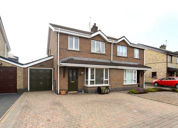 Thumbnail 3 bed semi-detached house for sale in Harmony Mews, Lisburn