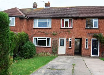 Thumbnail 3 bed terraced house for sale in Loak Road, Albrighton, Wolverhampton
