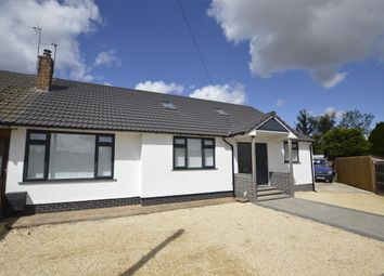 Thumbnail 4 bed semi-detached bungalow for sale in Marsh Close, Winterbourne, Bristol