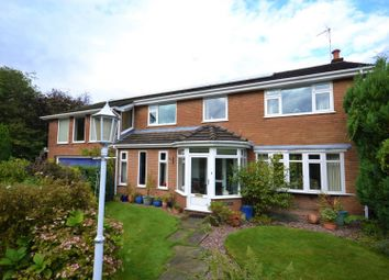 Thumbnail 4 bed detached house for sale in Ryles Crescent, Macclesfield
