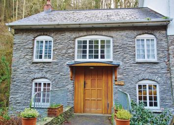 Thumbnail 2 bed property for sale in Character Stone House, Lynbridge Road, Lynton