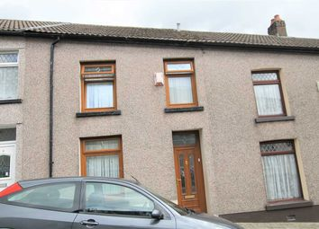 3 bed terraced house for sale in David Street, Tonypandy CF40