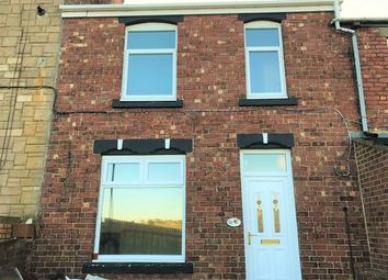 Thumbnail 2 bed terraced house for sale in Clarence Gardens, Crook