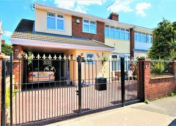 4 bed semi-detached house for sale in Maurice Road, Canvey Island, Essex SS8