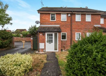 Thumbnail 2 bed end terrace house for sale in Oregon Way, Luton