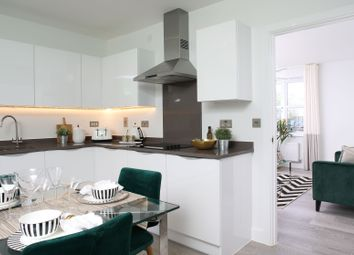"Thumbnail 3 bedroom semi-detached house for sale in ""The Studland"" at Banbury Road, Southam"
