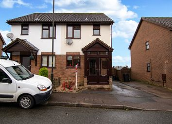Thumbnail 3 bed semi-detached house for sale in Greenways Drive, Coleford