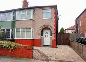 Thumbnail 3 bedroom semi-detached house for sale in Old Farm Road, Crosby