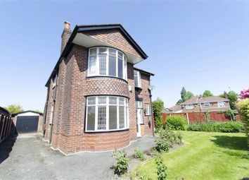 Thumbnail 4 bed detached house to rent in Withington Road, Chorlton, Manchester, Greater Manchester