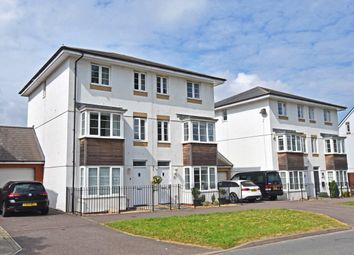 Thumbnail 4 bedroom semi-detached house for sale in River Plate Road, Exeter