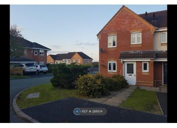 Thumbnail 3 bed end terrace house to rent in Chichester Close, Rugeley