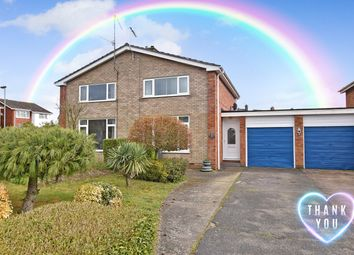 Thumbnail 2 bed semi-detached house to rent in Beatty Close, Thetford, Norfolk