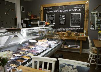 Thumbnail Restaurant/cafe for sale in Cafe & Sandwich Bars SK17, Derbyshire