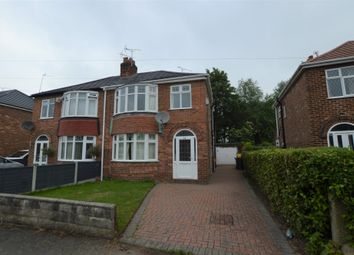 Thumbnail 3 bed semi-detached house to rent in Woodlands Drive, Hoole, Chester