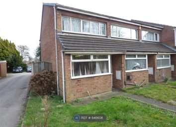 Thumbnail 2 bed end terrace house to rent in Sitwell Street, Spondon, Derby