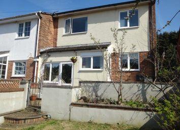 Thumbnail 3 bedroom semi-detached house for sale in Hewlett Way, Ruspidge, Cinderford
